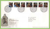 G.B. 2009 Christmas set on Royal Mail First Day Cover, Tallents House