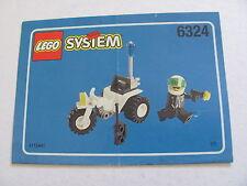 LEGO Ninjago istruzioni 70621 Vermillion caso OBA recipe instruction NUOVO *