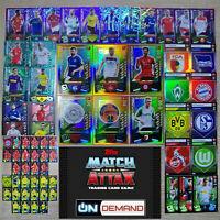 Match Attax 2019 2020 19 20 Matchwinner On Demand Limierte Auflage Meisterschale