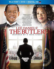 The Butler (Blu-ray/DVD, 2014) BRAND NEW