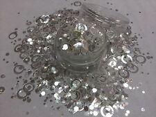Cristal de grado cosméticos exclusivo Bizzy uñas brillo para Acrílico y Gel Aros