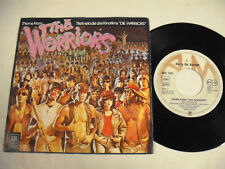 SOUNDTRACK  The Warriors  7""