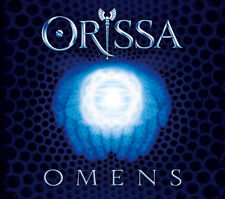 ORISSA - Omens (NEW*US PROG METAL*FATES WARING*IN THE NAME*DREAM THEATER)