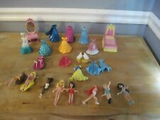 Disney Princess Clip On Other Polly Pocket Doll & Accessories Lots You Choose