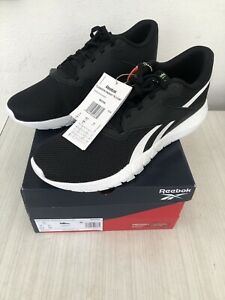 Reebok Flexagon Energy 3 Memorytech Trainers Black Shoes S42784 UK Size 10 New