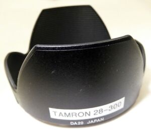 TAMRON DA20 Lens Shade Hood for AF 28-300mm F3.5-6.3 Di VC ( Model A20 ) OEM