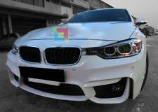PARAURTI ANTERIORE BMW SERIE 3 F30 F31 2011-2018 LOOK M3 EVO IN ABS