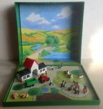 Playmobil Micro magnétique n° 4334 Ferme