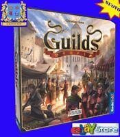Guilds Gioco da Tavolo Edizione in Italiano GiochiUniti Economia Medioevo