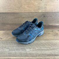 NIB ASICS GEL-Venture 5 Black Ink Ocean T5N3Q-9051 Running Shoe Men's Size 10 US