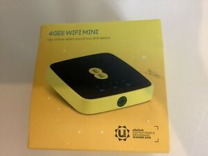4G EE Wifi Mini