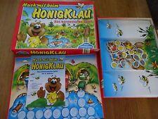 Mach mit beim Honigklau, Unser Lieblingsspiel, Spielesammlung auflösen