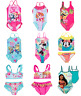Girls Official Character Swim Wear | Swimming Costume | Swimsuit | Bikini