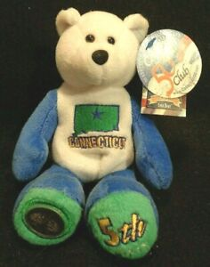 Limited Treasures 50 States Of America State Quarters 5th Coin Bear Connecticut