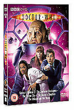 Doctor Who - The New Series: 4 - Volume 2 DVD (2008) David Tennant