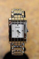 *Boucheron Reflet Stainless Steel Case & Band Ladies Watch PreOwned BIN FS