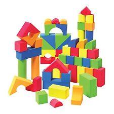 Creative Educational Building Blocks NIB 131 Pieces Creative Intellect