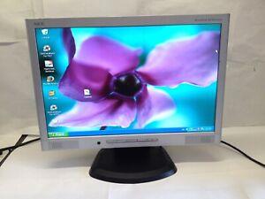 "Vintage NEC AccuSync LCD203WM - LCD monitor - 20.1"""