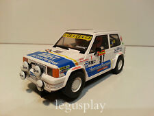 Slot SCX Scalextric Altaya Seat Panda Rallye Costa Blanca 1984