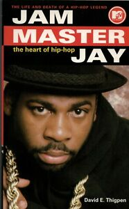 Jam Master Jay; the heart of hip-hop. Paperback Biography. Brand New