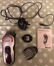 Philips QC5170 Hair Clippers usado HairClipper por favor leer descripción