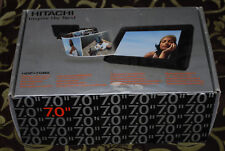 "Hitachi 7"" HDF-7086 Digital LCD  Photo Frame - Boxed - Unsealed - New"