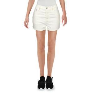 Levi's California Womens 501 Denm High Rise High-Waist Shorts BHFO 3185