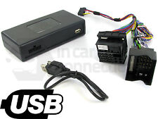 Ford Fiesta Galaxy S-MAX C-Max Adaptateur USB Interface ctafousb voiture 005 in (environ 12.70 cm) MP3