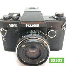 SLR Film Camera KIEV 19M Lens Arsat H 2/50 Russian USSR Vintage SSSSS
