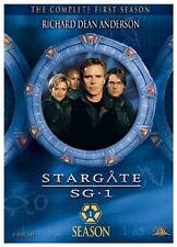 Stargate SG-1: The Complete First Season [5 Discs] (2010, REGION 1 DVD New)