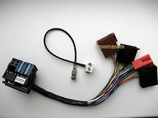 Audi RNS-E PLUG PLAY Adapter Antenna Diversity Kit Retrofit Set A3 A4 A6 Concert