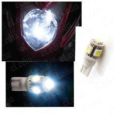 1 Ampoule LED Veilleuse Feux de Position Blanc Pour scooter Piaggio