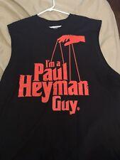 Paul Heyman 2 Extreme For WWE Tank Top 2XL