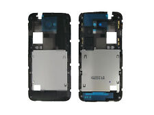 Genuine HTC Desire 601 Smoky Black Chassis / Middle Cover - 74H02576-02M