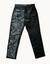 Pantaloni in vera pelle custom DOGMA1 x Joop