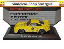 Museum Porsche 934 Sebring 1983 Experience Center Atlanta / L. A. Spark 1/43