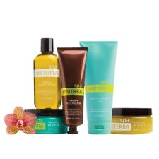 doTERRA SPA Gift Set of 5