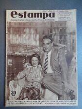 REVISTA ESTAMPA 27/10/1934 REVOLUCIÓN ASTURIAS AMPLIOS REPORTAJES