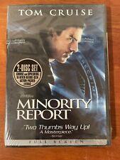 Minority Report (Dvd, 2002, 2-Disc Set, Full Screen) New