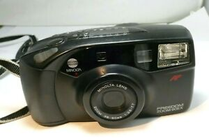 Minolta 90EX Freedom 35mm Point & Shoot Film Camera  - AS IS untested as found