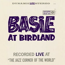 Count Basie Basie At Birdland Recorded Live At The Jazz Corner Of The World CD