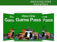 Xbox Game Pass 14 Day Trial Subscription Code Xbox One 360 2 week