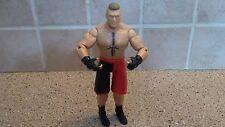 """Lesnar """" Red / Black """" 2012 WWE Wrestling Figure"""