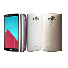 Android LG G4 SMARTPHONE Hexa-core 32GB ROM 3GB RAM 8MP 16MP Camera 4G LTE 5.5""