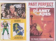 Past Perfect 193 Planet Of The Apes Mcdowall Heston Hunter Serling Boulle