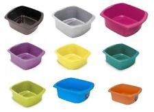 ADDIS Plastic Washing Up Bowls & Drainers