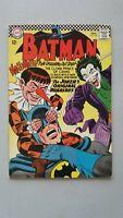 DC Comics Batman #186 (1966 VF 8.0)  Batman Comic ~StoryTeller