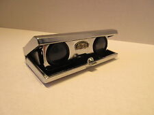 Vintage Jet Well Folding Opera Glasses 2.5x Lens Made in Japan