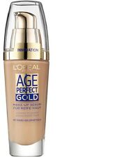 LOREAL AGE PERFECT GOLD FOUNDATION # 160 ROSE BEIGE