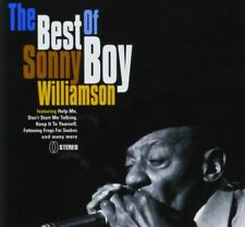 SONNY BOY WILLIAMSON - BEST OF CD